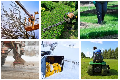 Additional Grounds Maintenance Services from Outsource Cleaning